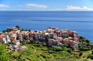 estate mare Cinque Terre Corniglia